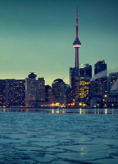 Toronto - one of the world's Top 10 Best Cities To Live In. Or so they tell me. Cool town, anyway.