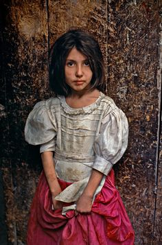 Steve McCurry via the Photo Society
