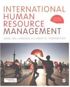 International Human Resource Management, Green