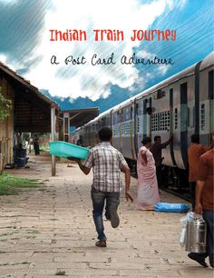 Jeevan decides that if he can't be an entrepreneur, maybe his sister can. He buys a camera and hangs out of the train window taking photos of entrepreneurs across India, he sends their stories to Sarita as postcards, stories from the field. Read Indian Train Journey: A Postcard Adventure #Skool #entrepreneursareeverywhere #solvingproblems #socialentrepreneurs #socialenterprise