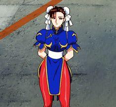 Chun-Li Street Fighter II