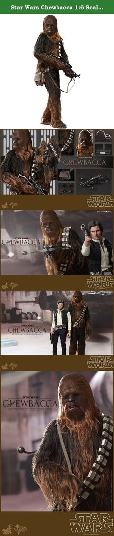 Star Wars Chewbacca 1:6 Scale Movie Masterpiece Series Figure By Hot Toys. Sideshow Collectibles and Hot Toys fans can expect to see a large collection of high-end collectibles from the iconic Star Wars saga coming soon! With Hot Toys' acquisition of the right to manufacture collectibles for the Star Wars universe and the official reveal of the 1/6th scale Han Solo Collectible Figure, we wouldn't forget about Han Solo's trusty sidekick, the legendary Wookiee - Chewbacca. Many Star Wars…