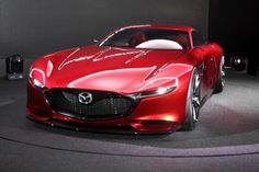 Mazda RX-Vision Concept Previews a Return to Rotary Sports Cars
