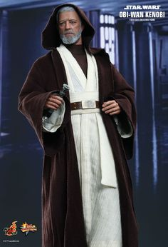 Hot Toys : Star Wars: Episode IV A New Hope - Obi-Wan Kenobi 1/6th scale Collectible Figure