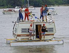 images of rednecks on a pontoon boat | Redneck Pontoon Boat - Pensacola Fishing Forum