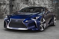 Lexus plans hi-po assault