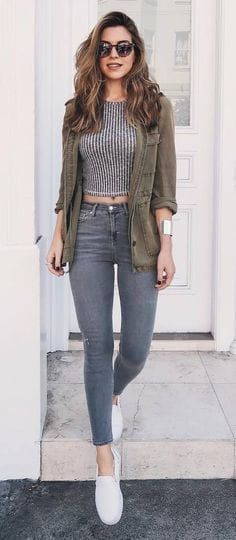 f9077150e4ea69  Fall  Outfits 45 Genius Outfit Ideas To Wear This Fall 38 Jeans Fit