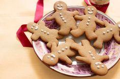 Bonshommes de pain d'épices ---------  Voici revenu le temps des biscuits de pain d'épices! Le secret de notre version de ces douceurs de Noël aimées de tous? Le pouding au caramel écossais. Mais, chut! Ne dites surtout pas à grand-maman que vous avez déniché une nouvelle recette!