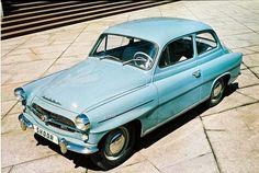 Spartak - Skoda - Škoda Auto,Czechoslovakia