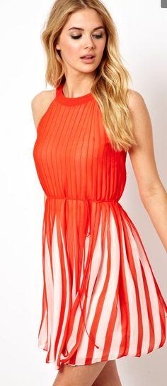 Ted Baker London dress.