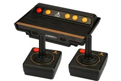 Atari Flashback #game #geek