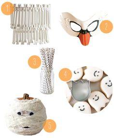 White Halloween   Oh Happy Day!