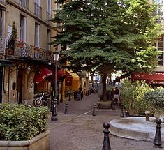 Aix-en-Provence, one of my favorite places in the world!