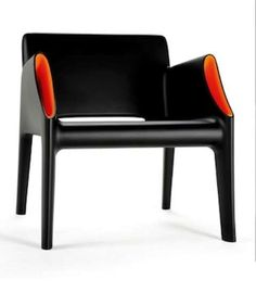 The Philippe Starck 'Magic Hole' Chair Collection is Hot #design trendhunter.com