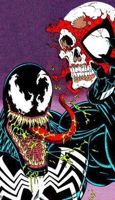 Amazing Spider-Man Vol. 1 #347 (May 1991) Cover Art by Erik Larsen & Randy Emberlin