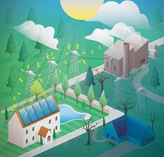 Solar power is cheaper than ever—but utilities are trying to discourage people from using it.