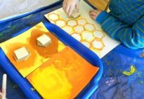 Honeycomb Prints,