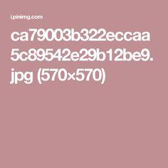 ca79003b322eccaa5c89542e29b12be9.jpg (570×570)