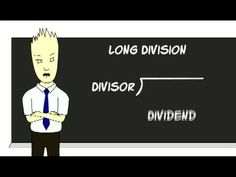 Long Division by Mr. Duey