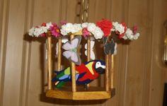 Parrot Bird House Buy Now$35.00 http://www.yoooffer.com/2m8