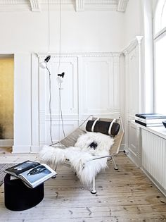 The Home of Textile Designer Annemette Beck - NordicDesign