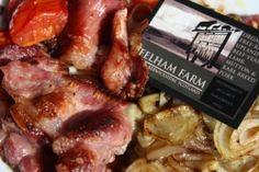 Organic and Free Range Back bacon
