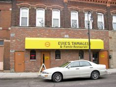 Evie's Tamales & Family Restaurant is located at 3454 Bagley Street in Detroit.