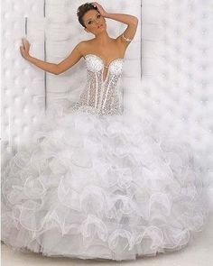 1000 images about ugly wedding dresses on pinterest for Ugly wedding dresses for sale