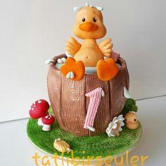 ducky cake - Cake by tatlibirseyler