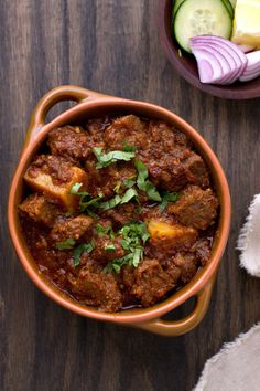 Aloo Gosht - Mutton/Lamb with Potatoes
