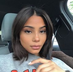 Bob human hair lace wigs for black women,short wigs for african american girls,D. - - Bob human hair lace wigs for black women,short wigs for african american girls,D… The Effective P - Make Up Looks, Pelo Guay, Looks Instagram, Instagram Baddie, Human Hair Lace Wigs, Short Wigs, Wigs For Black Women, Remy Hair, Lace Front Wigs