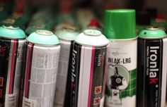 Ironlak — The 15 Best Spray Paint Brands Available In America | Complex