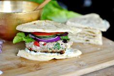 Greek-Style Turkey Burgers with Garlic Dill Mayo | Tasty Kitchen: A Happy Recipe Community!