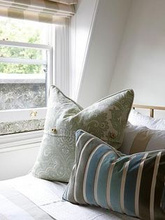 Sarah Richardson Design - London Flat (Boys' Bedroom) PMs - Kate Stuart and Tommy Smythe