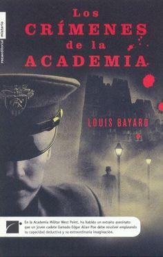 Los crímenes de la academia (Louis Bayard)