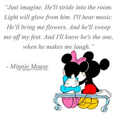 Minnie Mouse ♥