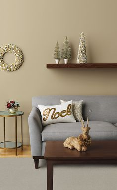 Classic accent pieces perfect for the holidays.