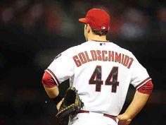 Paul Goldschmidt ---Arizona Diamondbacks