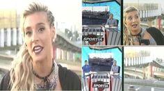 Sol Pérez y un insólito ataque en vivo en TV Mientras daba el informe del tiempo por TyC Sports, la joven sufrió unincreíble percance. ¡MIRÁ EL VIDEO! Fuente ... http://sientemendoza.com/2017/04/06/sol-perez-y-un-insolito-ataque-en-vivo-en-tv/
