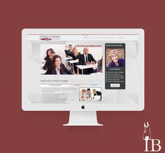 Infinite Strategies Web Design by Igniting Business #webdesign http://www.infinitestrategies.biz/