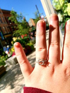 Have a diamond and just want a setting? We have plenty to choose from!