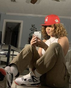 Tomboy Fashion, Teen Fashion Outfits, Retro Outfits, Streetwear Fashion, Girl Outfits, Baddie Outfits Casual, Cute Swag Outfits, Trendy Outfits, Swag Girl Style