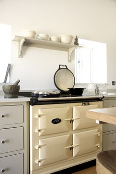 AGA. I would really love to have one of these!
