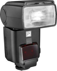 Platinum - E-TTL II Auto External Flash for Canon - Black, PT-DFLEXT1C