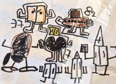 robot per il papà Giulio 2014