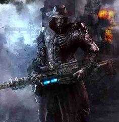 [New Class] Gunslinger - Black Gold Online - Steampunk Fantasy MMORPG coming soon from Snail Games