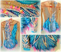 Гимнастические костюмы