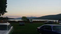 Sunset at Lake George, NY