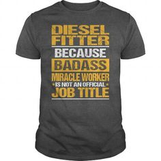 Awesome Tee For Diesel Fitter #tee #T-Shirts. GET  => https://www.sunfrog.com/LifeStyle/Awesome-Tee-For-Diesel-Fitter-132608725-Dark-Grey-Guys.html?id=60505
