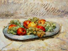 Henri Lebasque  Still Life with Fruit  1925
